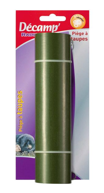 PIEGE A TAUPE TUBE DOUBLE ENTREE