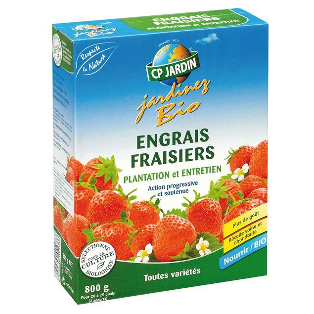 ENGRAIS FRAISIERS 800 g