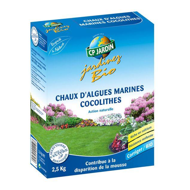 CHAUX MARINE 2.5KG