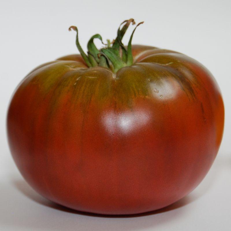 Tomate noire de crimee ab ferme de sainte marthe - Tomate de crimee ...